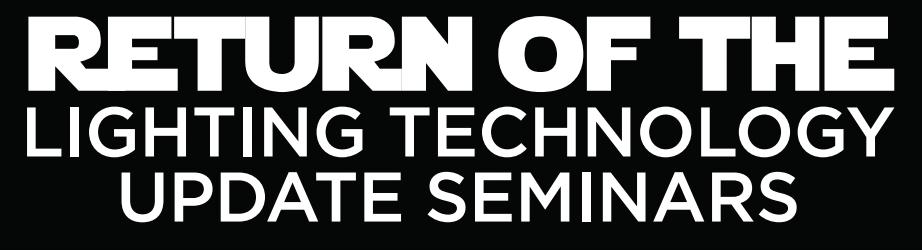 Lighting Technology Update Seminar 2018