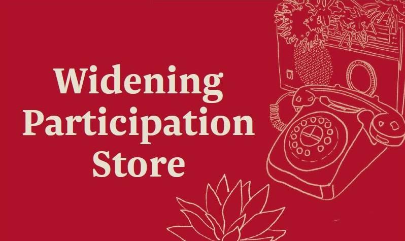 Widening Participation Unit Store