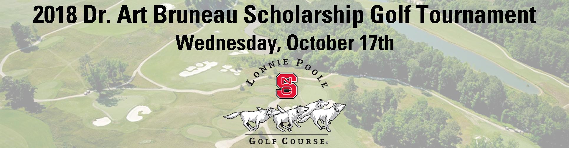 2018 Dr. Art Bruneau Scholarship Golf Tournament