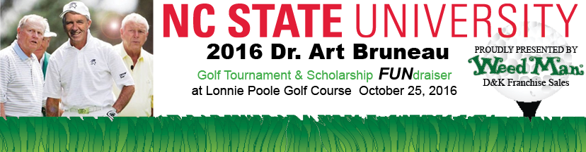 2016 Dr. Art Bruneau Golf Tournament & Scholarship FUNdraiser