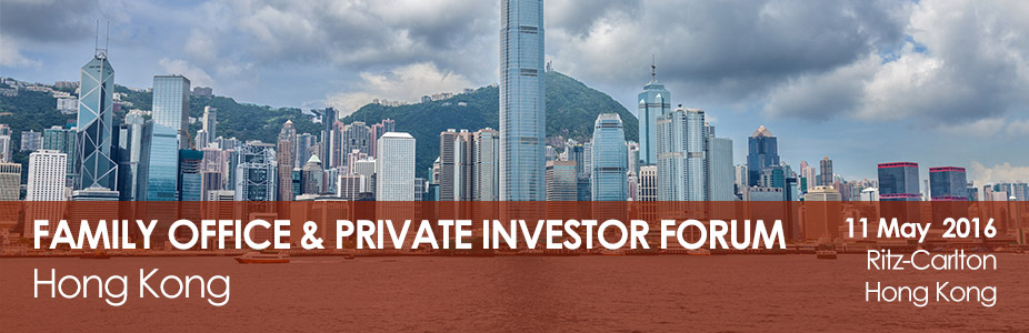 PERE Family Office & Private Investor Forum: Hong Kong