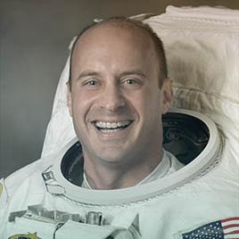 Dr Garrett Reisman