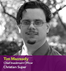 Tim Macready