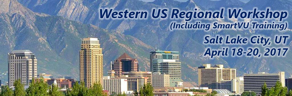 Western US Regional Workshop 2017 - Salt Lake City, UT