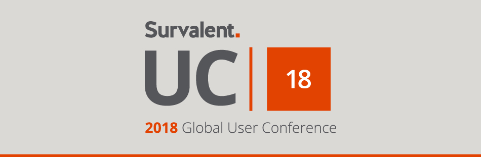 2018 Survalent Global User Conference