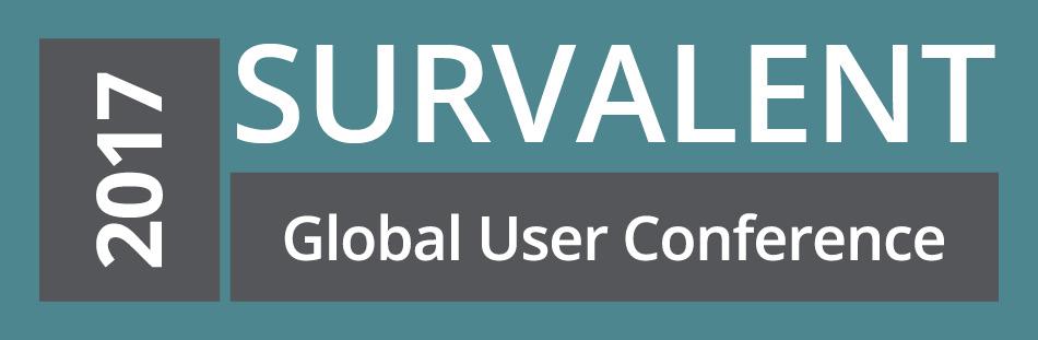 2017 Survalent Global User Conference