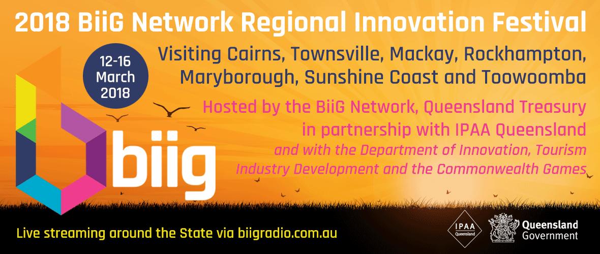 2018 BiiG Network Regional Innovation Festival