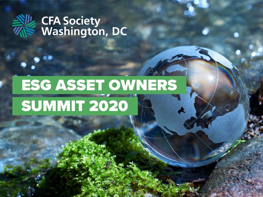 ESG Asset Owners Summit