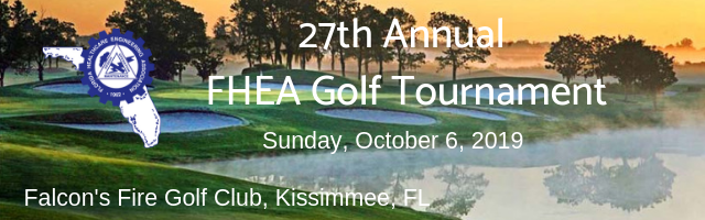 27th Annual FHEA Golf Tournament