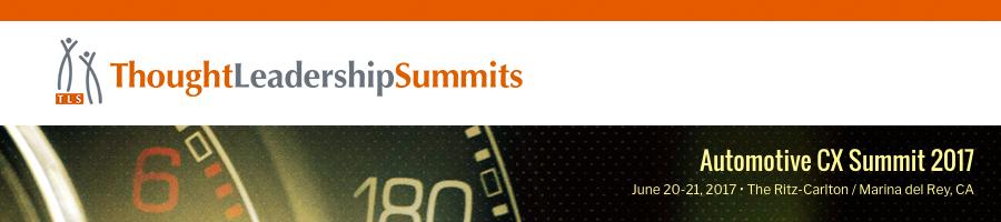 Automotive CX Summit 2017