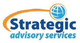 Strategic Advisory Services