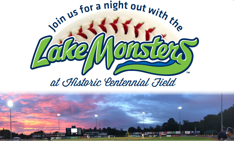 Comcast Business Lake Monsters Event