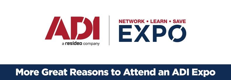 ADI OKLAHOMA CITY EXPO - Midwest City, OK - February 25, 2020