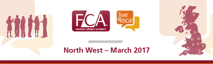 FCA: Live & Local - North West