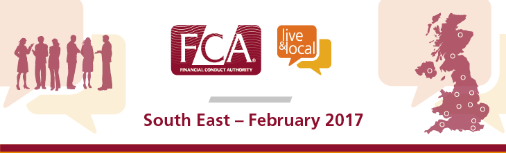 FCA: Live & Local - South East