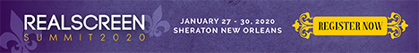 Register for Realscreen 2020