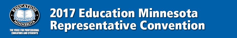 2017 Representative Convention