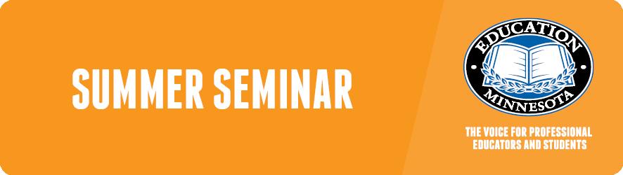 Summer Seminar 2019