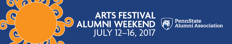 Arts Festival Alumni Weekend 2017