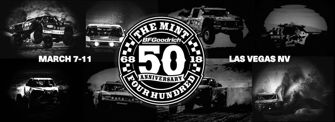 2018 BFGoodrich Mint 400