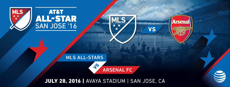 2016 AT&T MLS All-Star