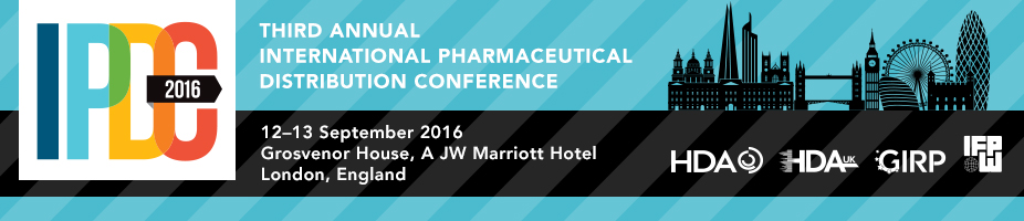 2016 International Pharmaceutical Distribution Conference