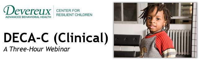 DECA-C (Clinical) Webinar