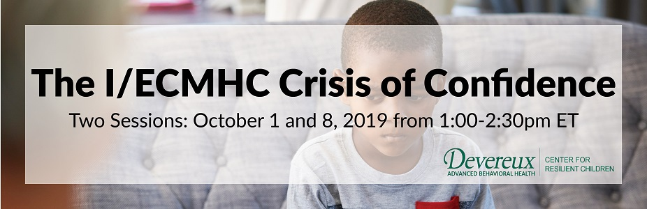 The I/ECMHC Crisis of Confidence