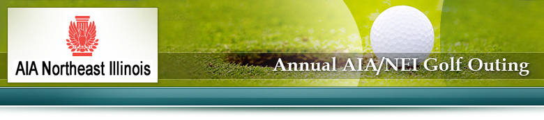 24th Annual AIA/NEI Golf Outing