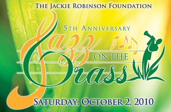 The Jackie Robinson Foundation 4th Annual JAZZ on the Grass
