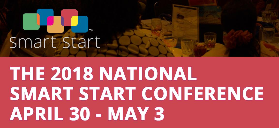 2018 National Smart Start Conference