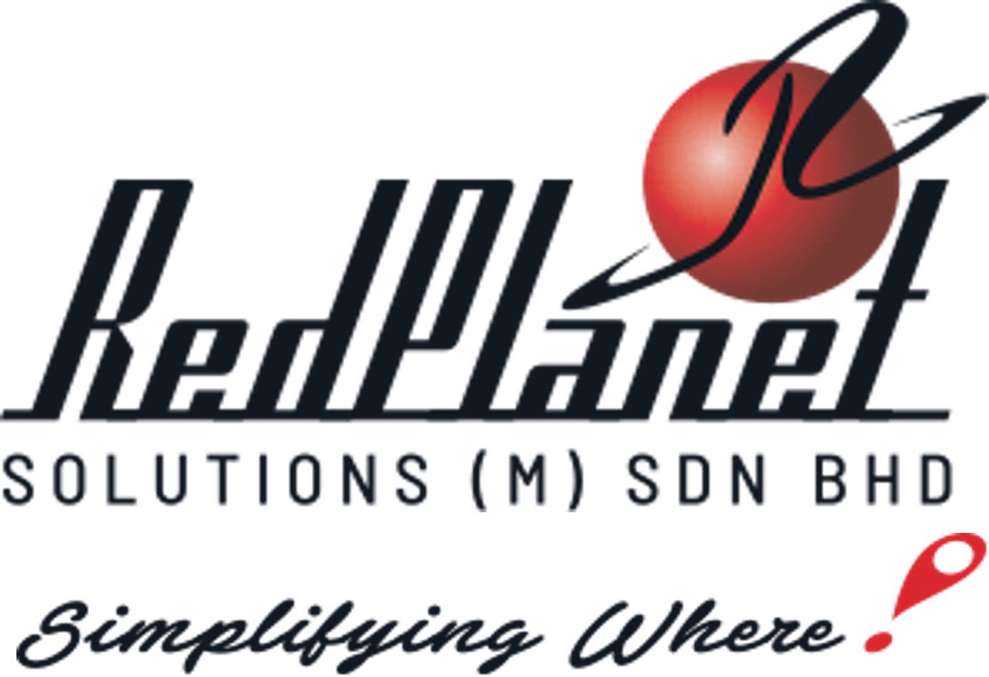 Red Planet Logo