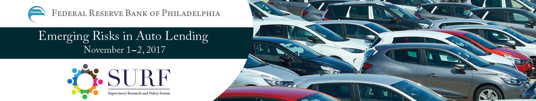 Emerging Risks in Auto Lending
