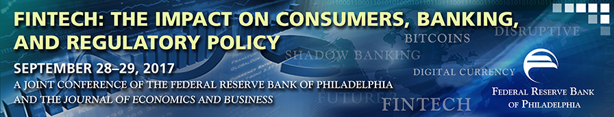 Fintech: The Impact on Consumers, Banking, and Regulatory Policy