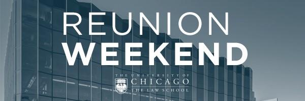 Law School Reunion Weekend 2017