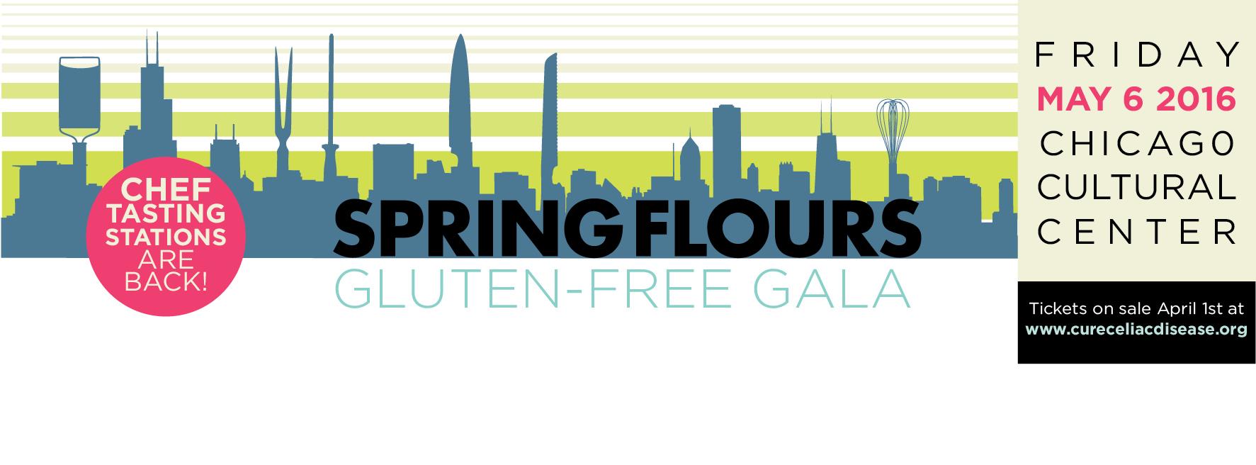 Spring Flours Gluten-Free Gala 2016