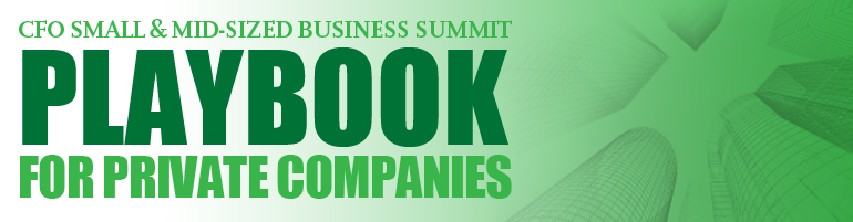 CFO Playbook for Private Companies
