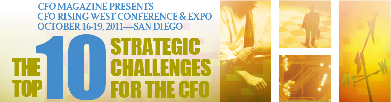 The 6th Annual CFO Rising West Conference & Exhibition