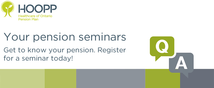 Post-retirement Seminars 2016