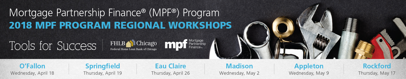 2018 MPF® Program Regional Workshops