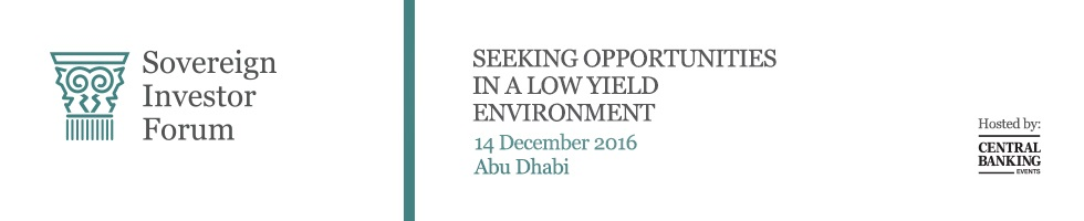 Sovereign Investor Forum 2016