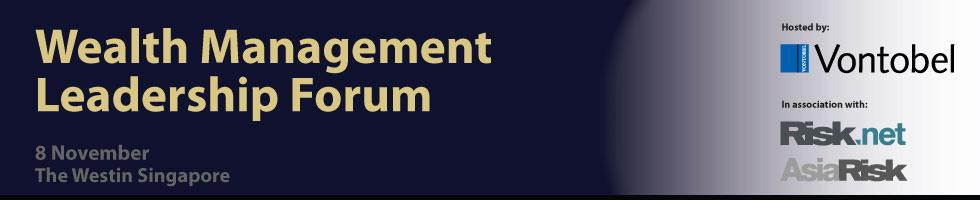 Wealth Management Leadership Forum 2016