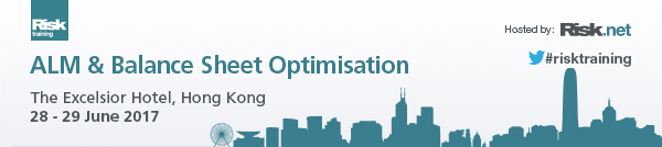ALM & Balance Sheet Optimisation Training 2017