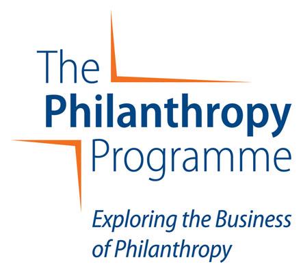 The Philanthropy Programme