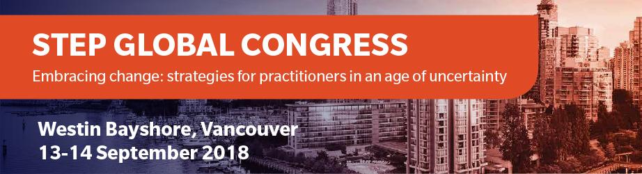 STEP Global Congress 2018