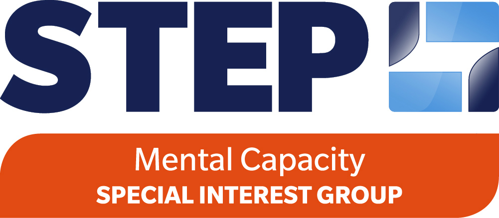 STEP Mental Capacity SIG