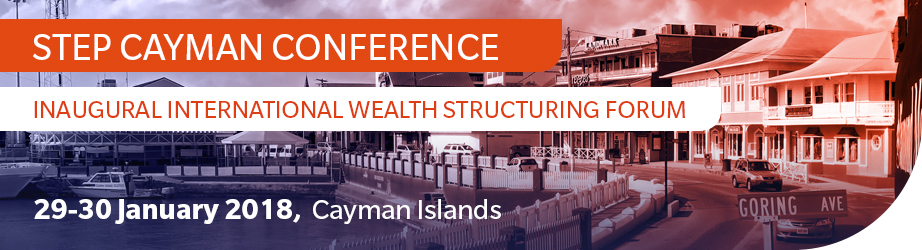 STEP Cayman Conference 2018