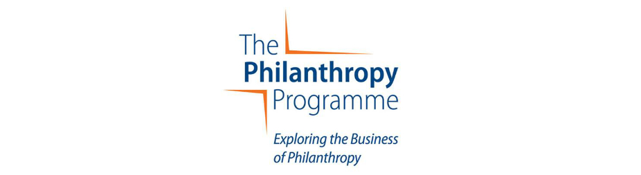The Philanthropy Programme 2018