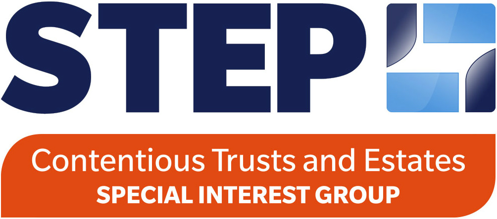Contentious Trusts and Estates SIG