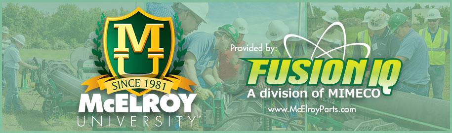 McElroy University 2016 - FusionIQ